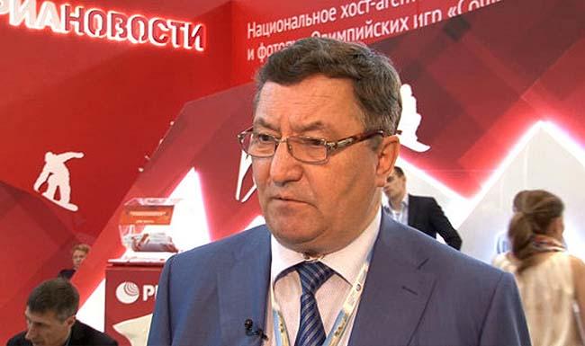 Олег Бетин. Губернатор Тамбовской области.