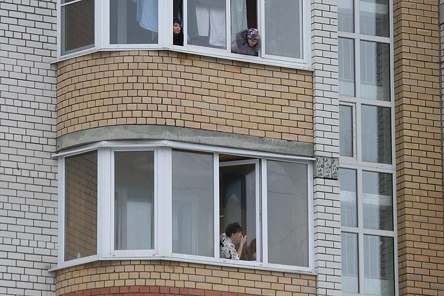 Тамбовчане ждут Олимпийский огонь