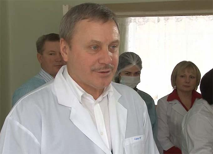 Александр Бобров, глава тамбовской администрации