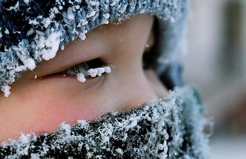 Морозы в Тамбове