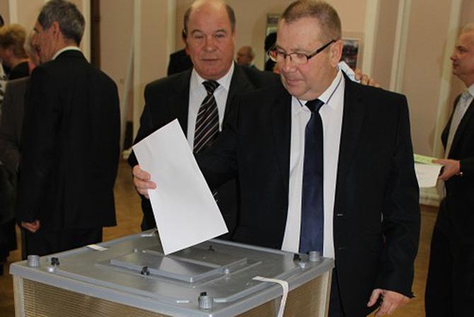 Голосование в общественной палате Тамбовской области