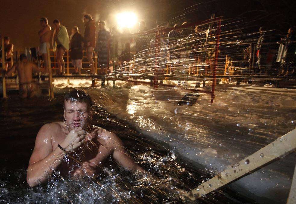 Крещение в Тамбове