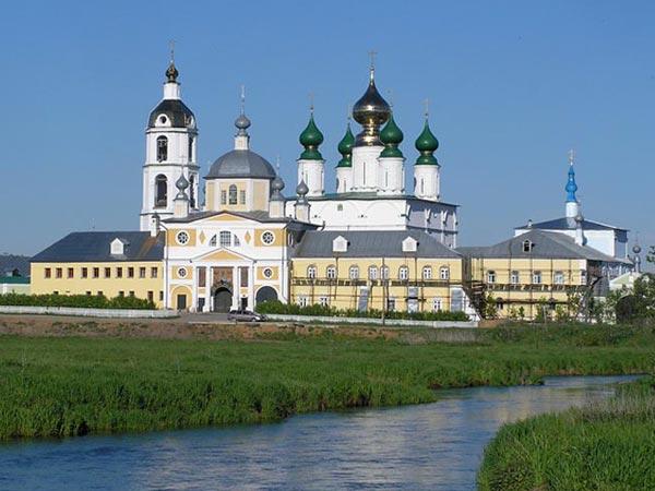 Николо-смоленский монастырь в Иваново