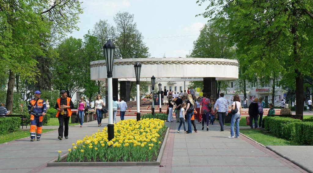 Слушания по поводу реклнструкции Соборной площади
