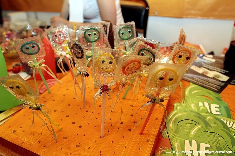 Выставка интимной продукции в Москве