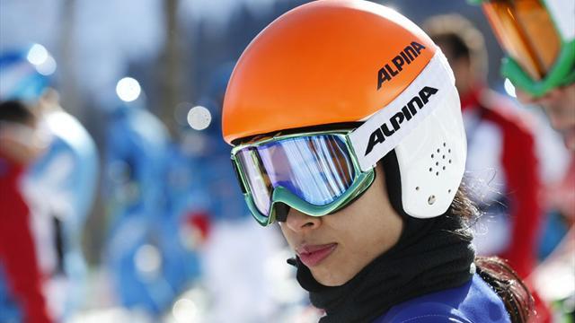 Ванесса Мэй на Олимпиаде в Сочи