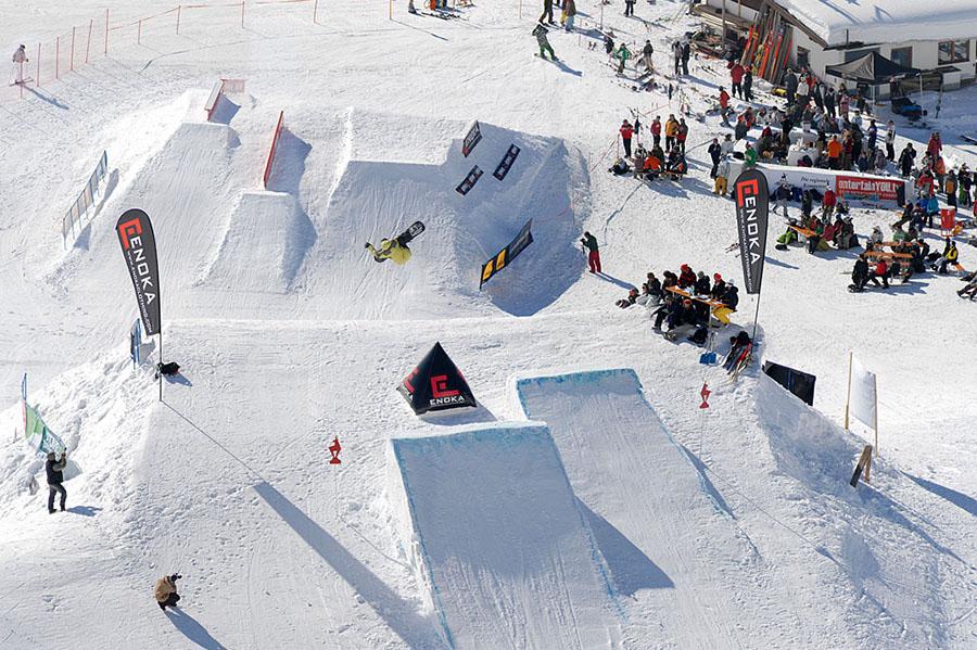 В Тамбове построят современный сноупарк