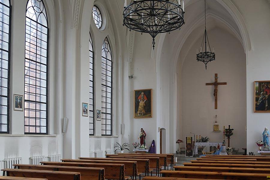 Церковь Воздвижения Святого Креста в Тамбове