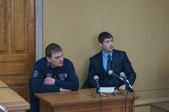 Адвокат Дмитрия Горденкова настаивает на колонии-поселении для своего подзащитного. Фото ПроТамбов.
