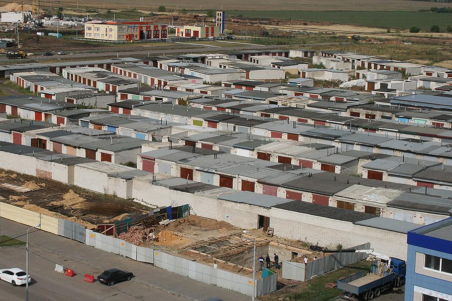 В Тамбове хотят снести 4 тысячи гаражей