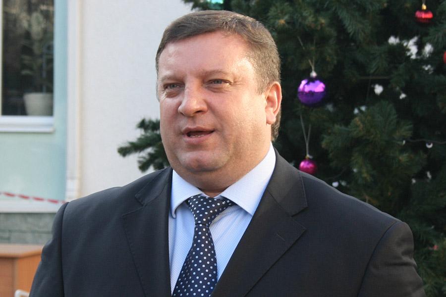 Алексей Кондратьев, глава Тамбова