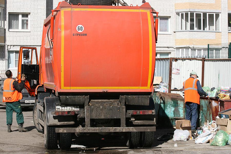 Вывоз мусора в Тамбове