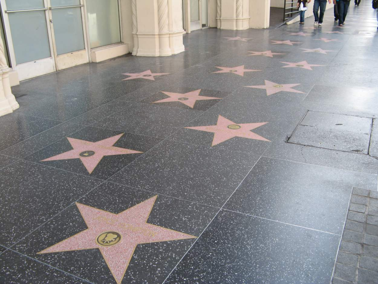Аллея звезд