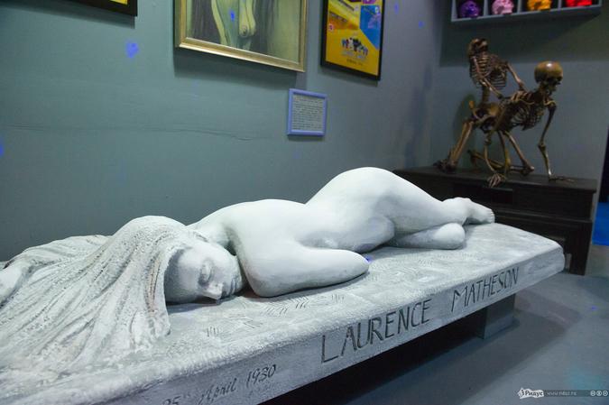 Музей гробов в Москве