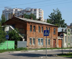 Аварийное жилье в Тамбове. Фото В. Якимов.
