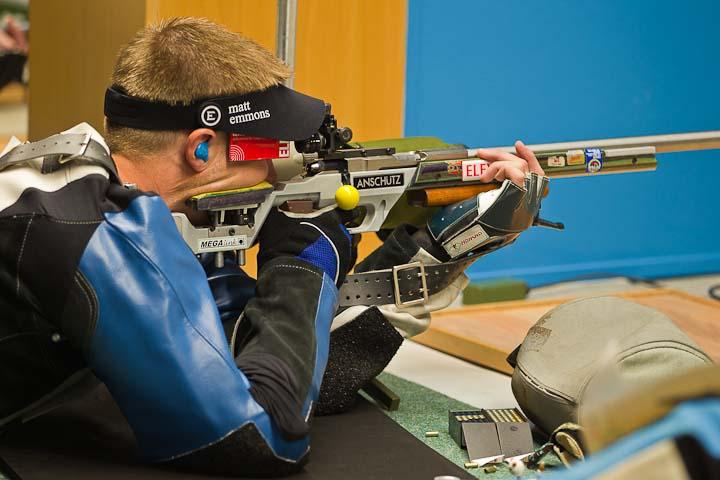 Всероссийские соревнования по пулевой стрельбе