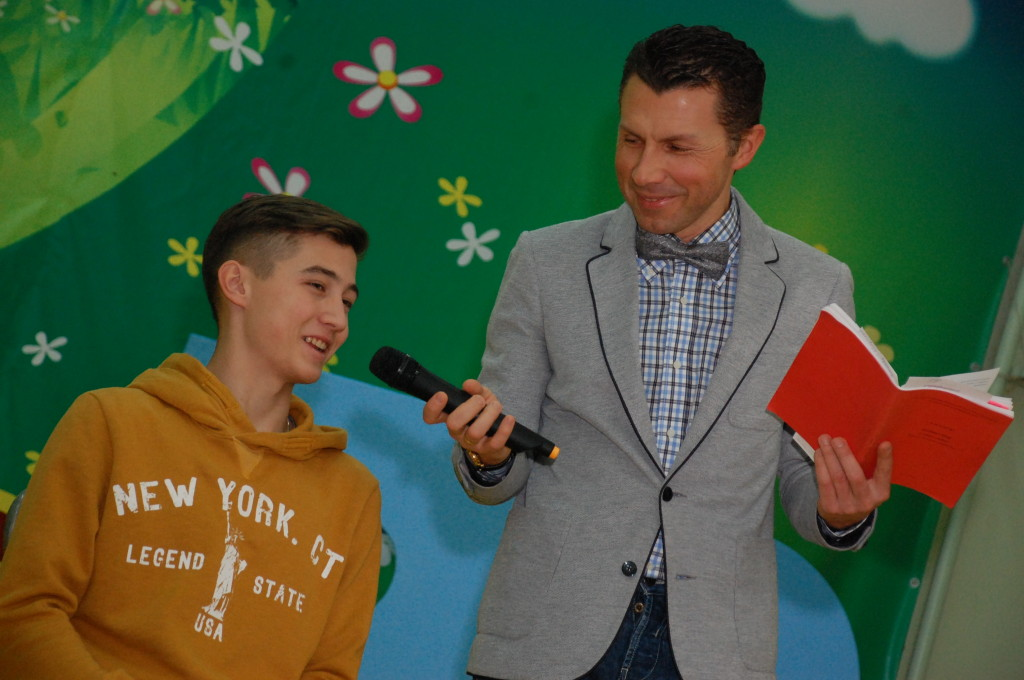Фестиваль юношеских СМИ «Волжские встречи»