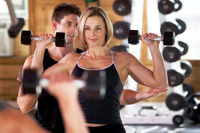 Фитнес-центр в Тамбове