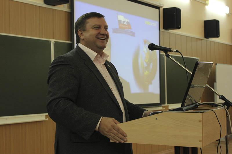 Алексей Кондратьев, глава города Тамбова