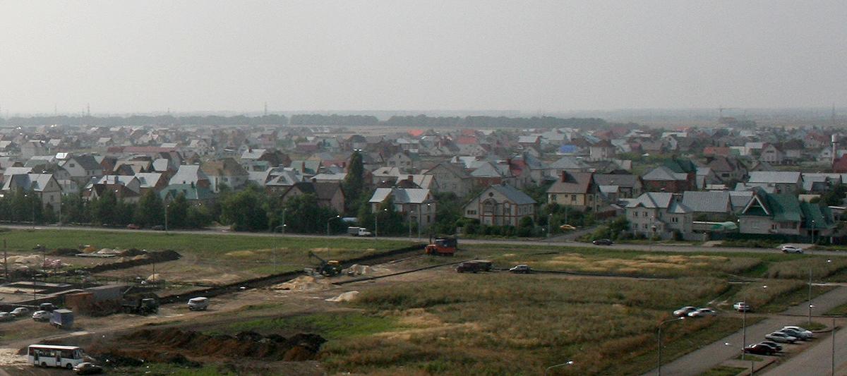 Поселок Северный