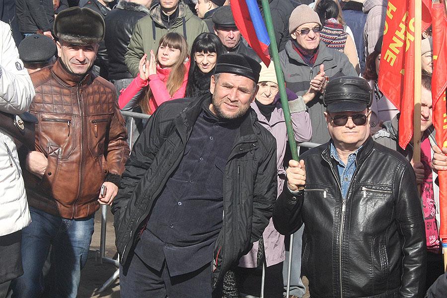 Глава региональной мусульманской общины в Тамбове Абдурагим Ильясов