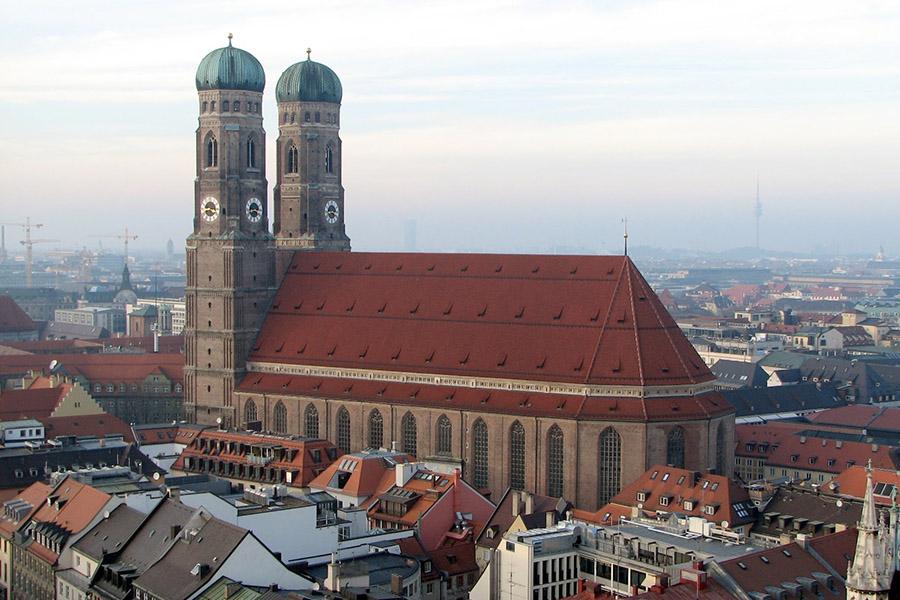 Собор Девы Марии Frauenkirche