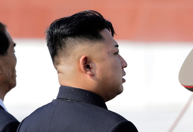 Северокорейский лидер Ким Чен Ын. © Reuters