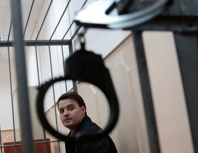 Рассмотрение в суде ходатайства следствия об аресте замглавы управления противодействия коррупции МВД Б.Колесникова