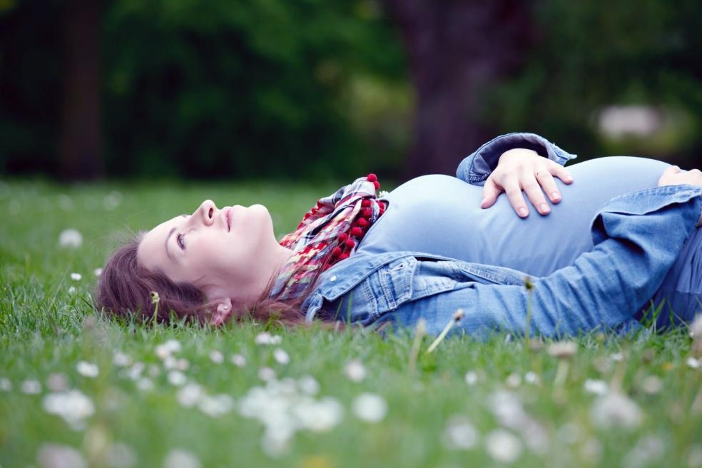 Беременность и жара