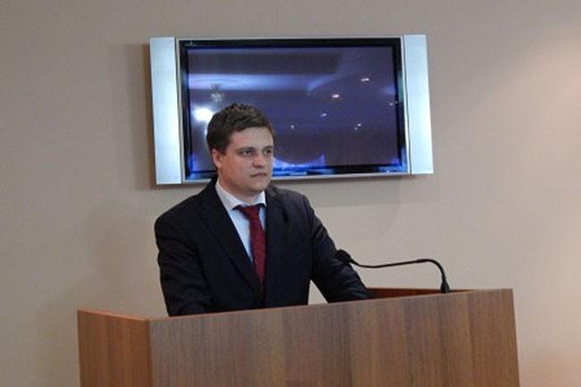 Председатель комитета архитектуры, развития и реконструкции администрации города Тамбова Виталий Числин