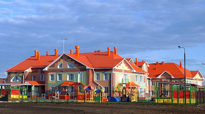 """Детский сад """"Изумрудный город"""""""