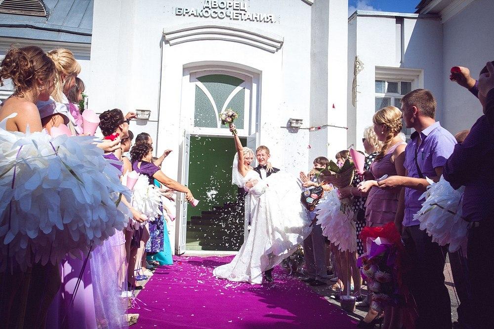 Свадьба в Тамбове. Фото Максима Муругова.