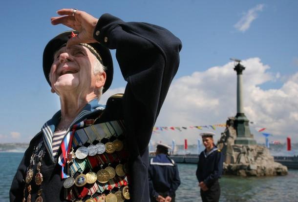 Ветераны Севастополя