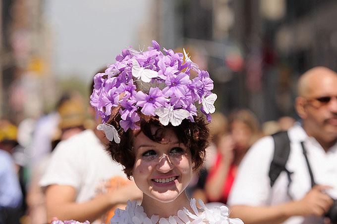 Конкурс цветочных шляп пройдет в Тамбове