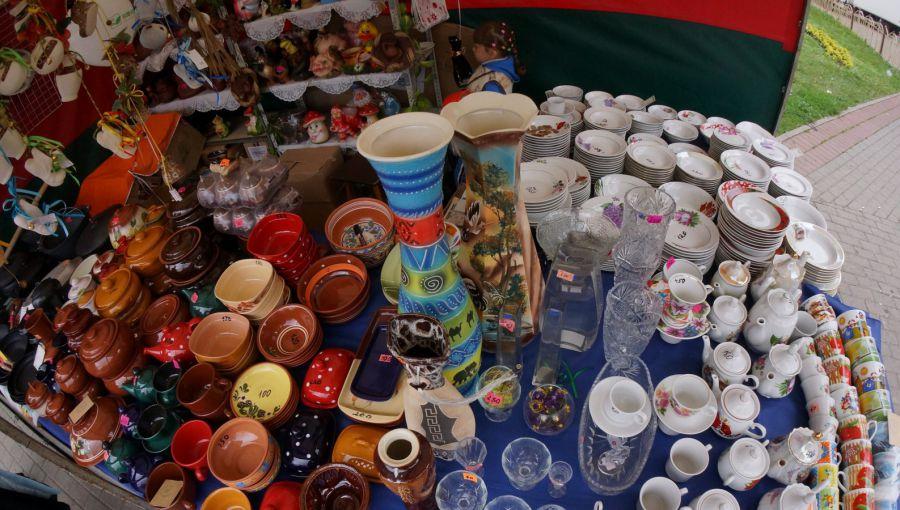 Ярмарка белорусских товаров