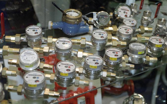 Бытовые электросчетчики расхода воды