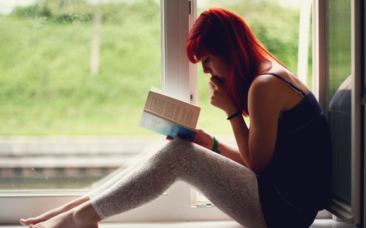 Чтение книг