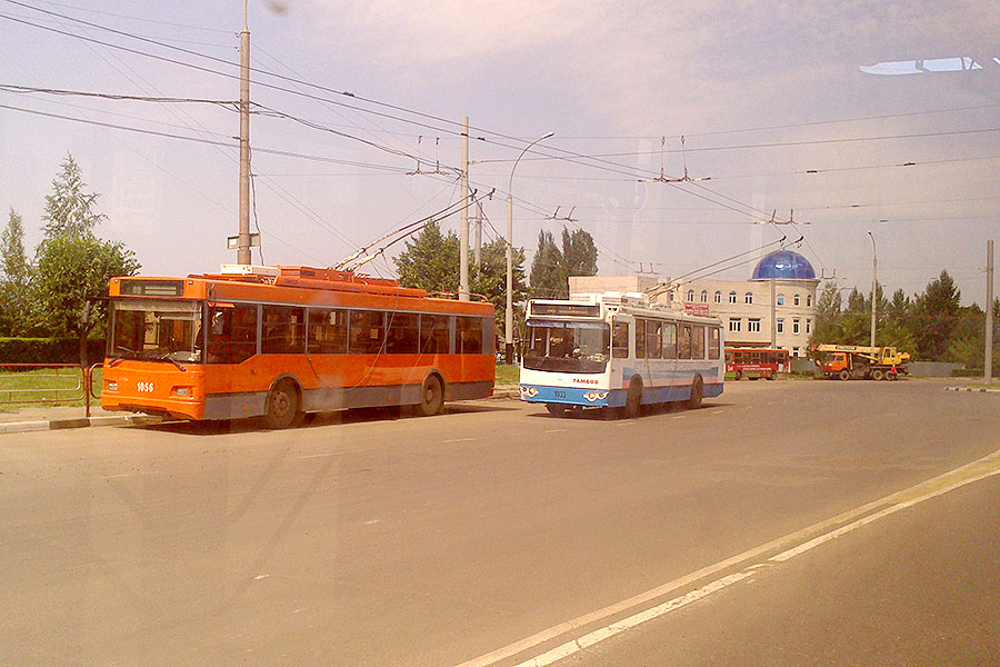 Транспорт Тамбова