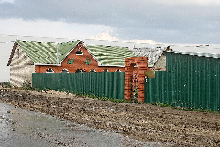 Молельный дом на Рылеева в Тамбове