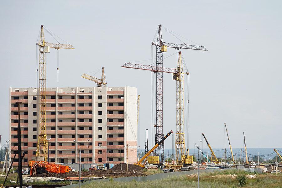 Строительство Нового Тамбова