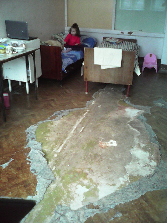Инфекционное отделение Котовской больницы