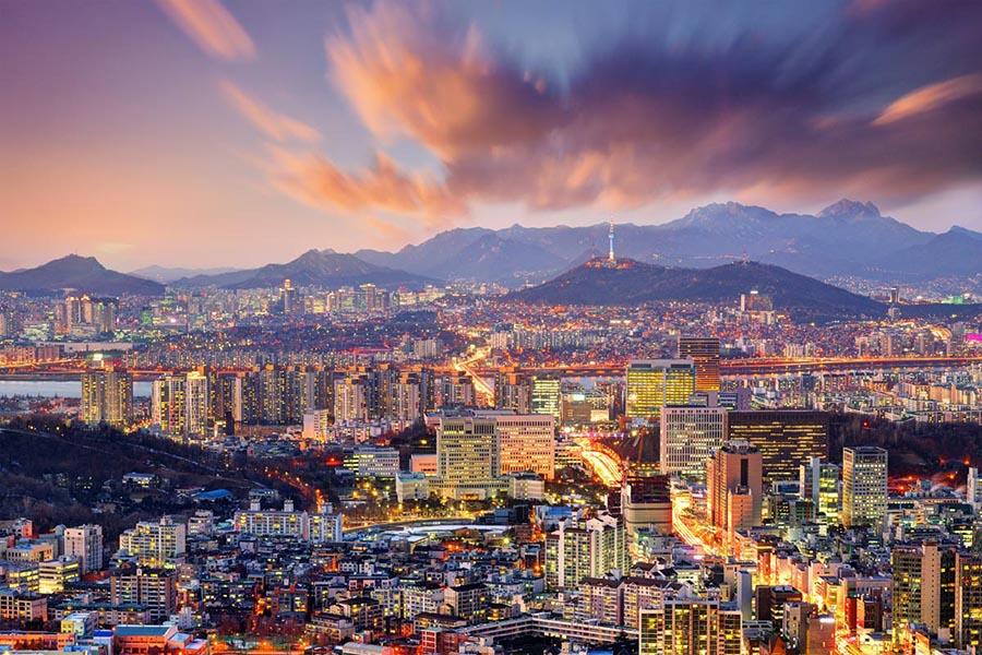Сеул, Южная Кщрея