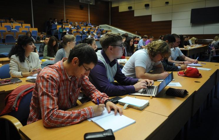 Студенты. Фото @ ИТАР-ТАСС