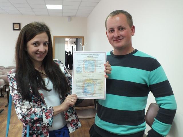 Семья Спиридоновых из Знаменского района