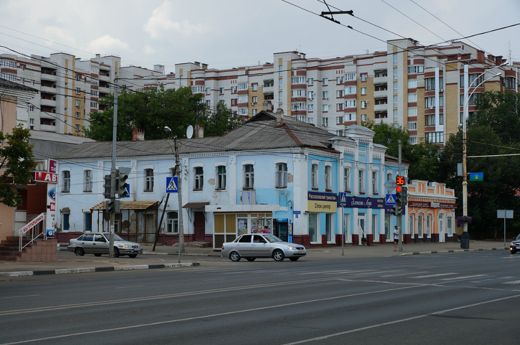 Историческая часть Тамбова