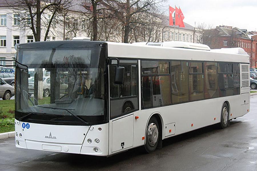 Современные низкопольные автобусы выйдут на городские маршруты Тамбова