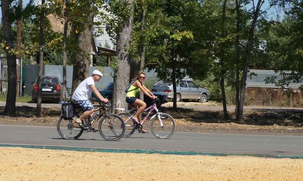 Велосепедисты