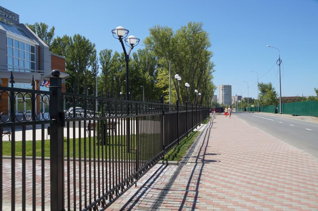 Лыжный стадион в Тамбове