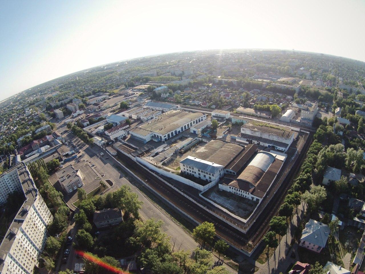 Тамбовская тюрьма на Пролетарской
