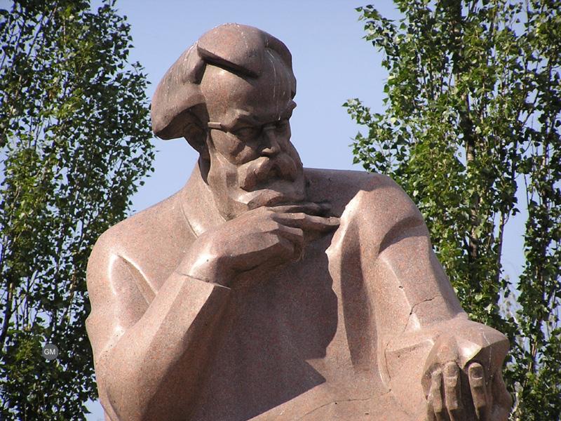 Памятник Вернадскому в Киеве